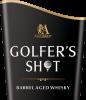 Golfer-s Shot Logo